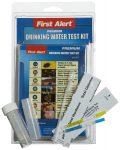 first alert water test
